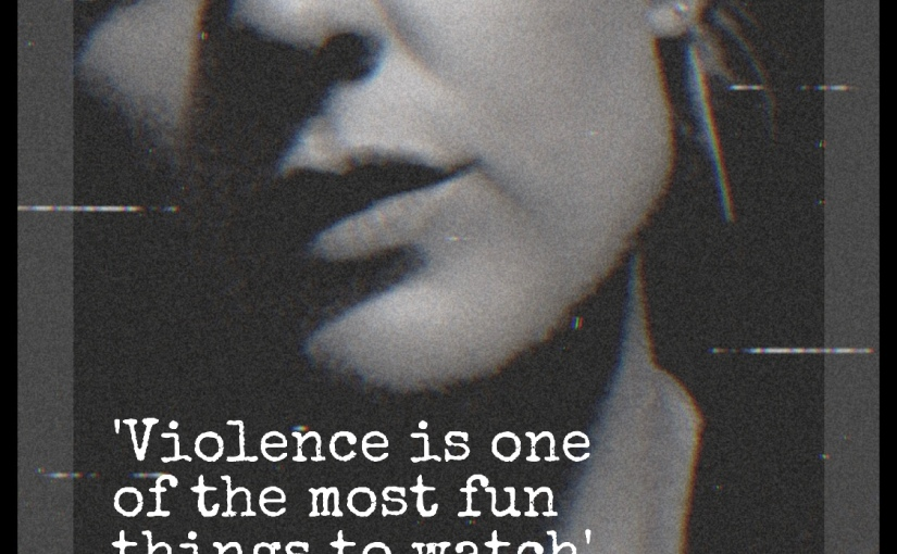 Domestic Violence 'it's not a male dominatedsport'